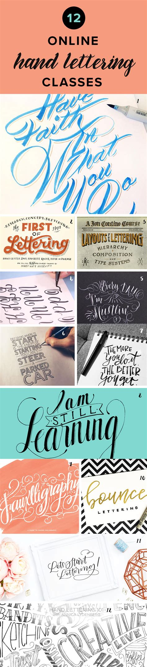 lettering tutorial online 24 awesome hand lettering tutorials