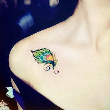 peacock feather tattoo small small peacock feather on ribs www pixshark