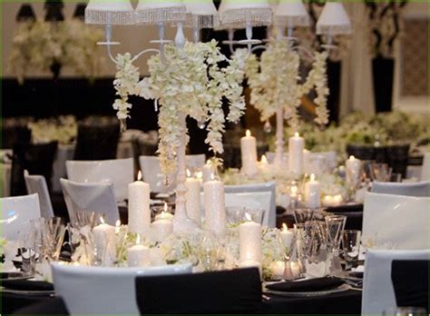 white rose weddings celebrations events black and