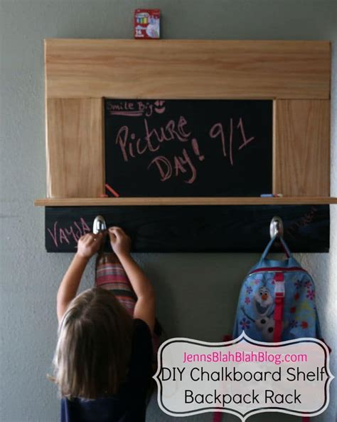 chalkboard ledge diy how to build a wood and steel console diy restoration
