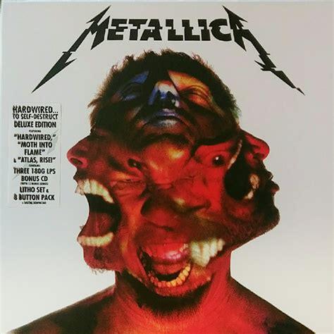 Cd Original Metallica Hardwired To Self Destruct Import metallica hardwired to self destruct vinyl lp lp album at discogs