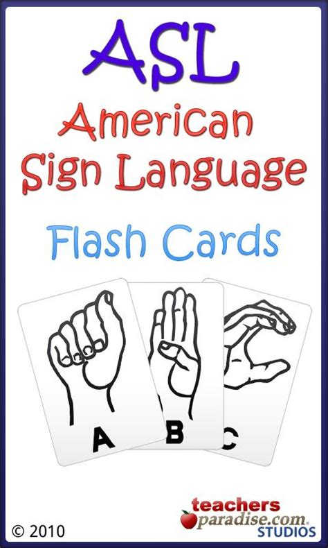 printable flashcards for sign language sign language letters pdf docoments ojazlink