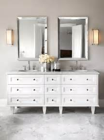beveled mirror bathroom the design company bathrooms white and gray bath
