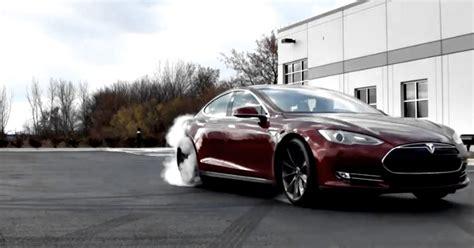 Fastest Tesla Model Tesla Model S World S Fastest Production Ev Autoevolution
