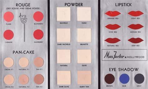 cosmetics  skin colour cards