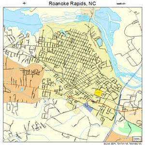 roanoke rapids carolina map 3756900