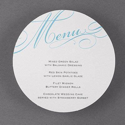 sample menu card for dinner party oyle kalakaari co