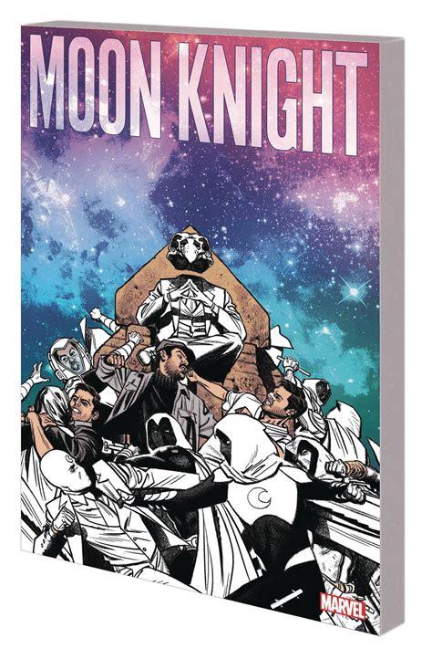 moon knight volume 3 moon knight vol 3 birth and death fresh comics