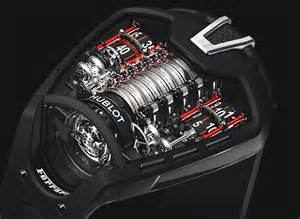 watches hublot fusion of 2 luxury brands