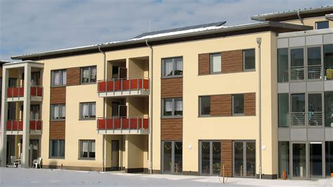 Neubau Betreuten Wohnungen In Hildesheim Jung