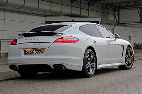 White Porsche Panamera Turbo by White Porsche Panamera Porsche Panamera Turbo S White