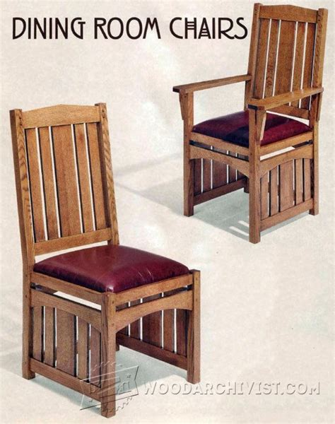 dining room chair plans woodworking plans dining room table
