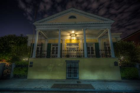 New Orleans House by Haunted New Orleans Haunted Houses