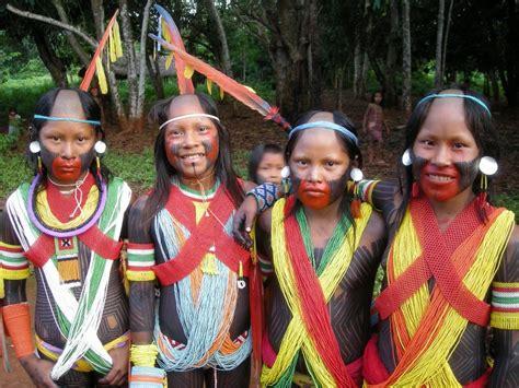 amazon tribe kayapo tribe brazil save the amazonas pinterest
