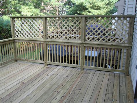 deck privacy screen fabric privacy screens  decks deck