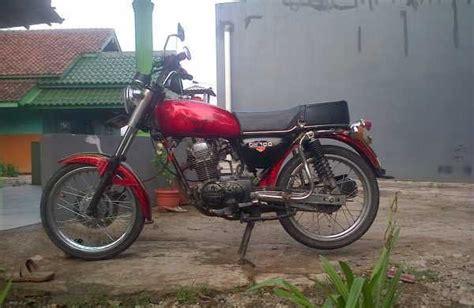 Diskon Noken As Gl 100 Thailand honda cb 100 1974 glatik merah hitam