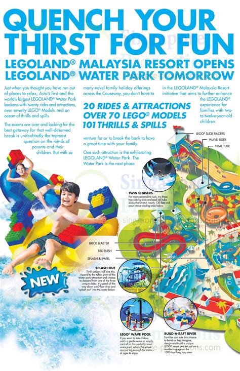 Promo Waterboom Promo Waterpark Promo Ocean Park | legoland water park opening promotion offers 20 oct 31