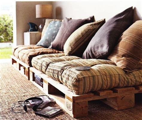 canape palette recup diy 12 inspirations pour un meuble en palette