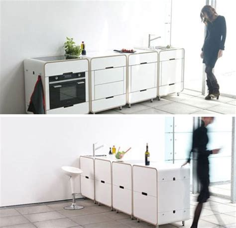 Mobile Kitchen Island Units by Cooking A La Carte 4 Modular Mobile Kitchen Mini Islands