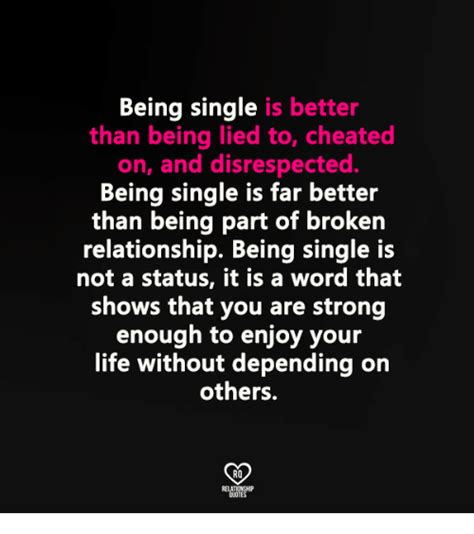 how to feel better about being single 25 best memes about broken relationship broken