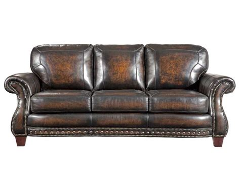 Broyhill Leather Sleeper Sofa Broyhill Leather Sofas Refil Sofa