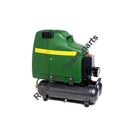 fiac spare parts for piston air compressor ecu 201 hp 1 5 f206