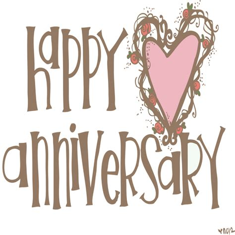 Wedding Anniversary Clip by Best Of Happy Anniversary Wedding Anniversary Clip