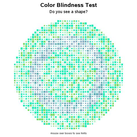 green color blindness test using sas to test for color blindness the sas post