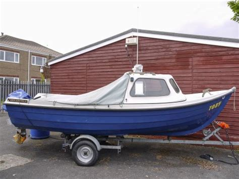 used orkney fishing boats for sale uk orkney strikeliner 16ft forsale boats for sale we sell