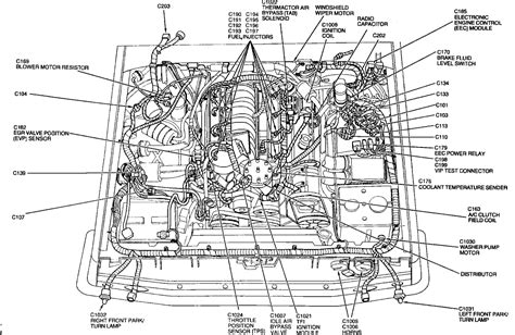 ford 5 0 engine diagram ford free engine image for user manual
