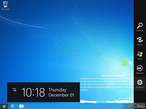 windows 10 charms bar missing microsoft community new images show quot charm bar quot in windows 8 build 8158