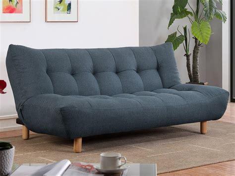 sofa cama clic clac de tela rojo vincent decor pinterest tela room  living rooms