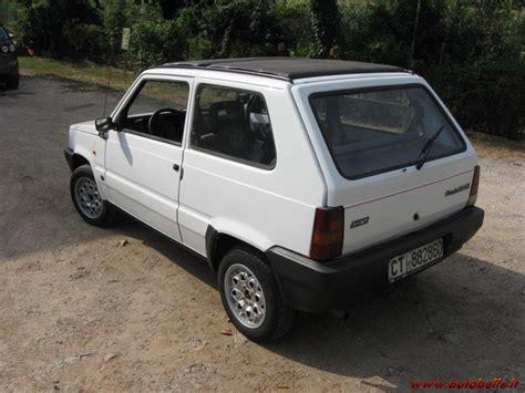 Fiat Panda 750 Vendo Fiat Panda 750