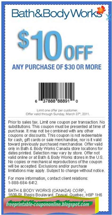 bed bath and body works coupons printable coupons 2018 bath and body works coupons