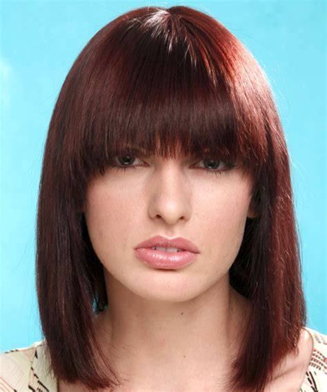 hairstyle for square face heavy bob haircut square face shape haircuts models ideas