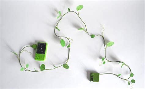 kabel dekorativ verstecken saftige pfl 228 nzchen kabel als pflanze tarnen