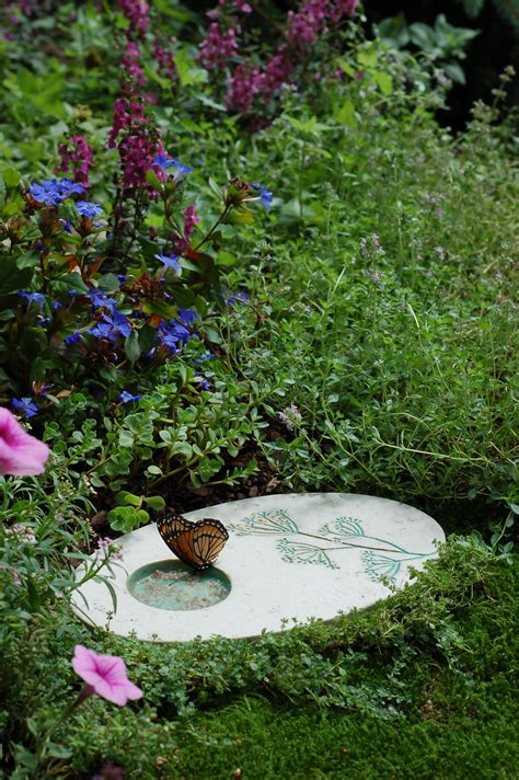 butterfly puddler ceramic puddling stone  orders