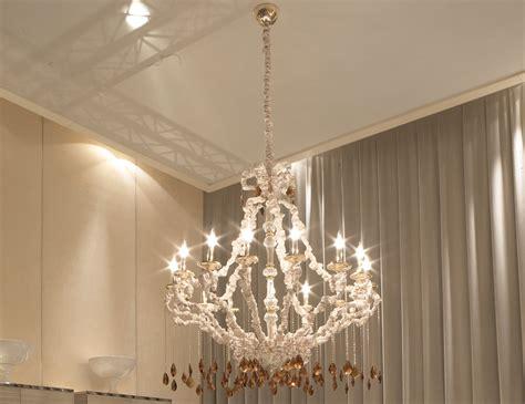 kronleuchter italienisch nella vetrina visionnaire mizar italian chandelier in