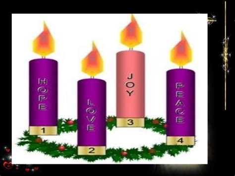 advent candle colors advent