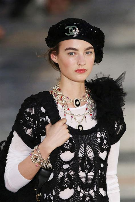 Gamis Fashion Chanel chanel in a changing fashion moment