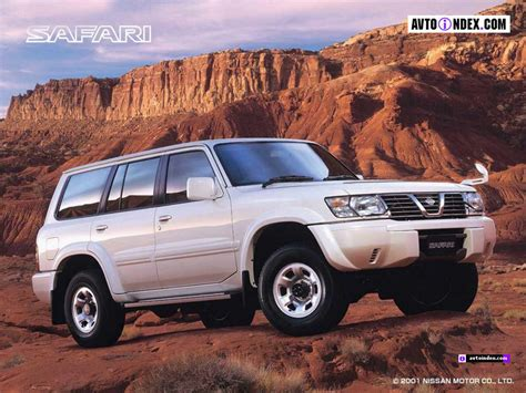 nissan safari nissan safari car technical data car specifications