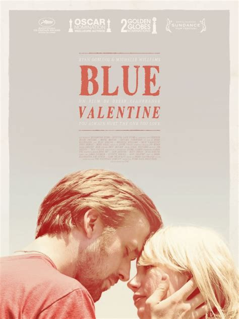 film blue valentine 2010 blue valentine movie poster 7 of 8 imp awards