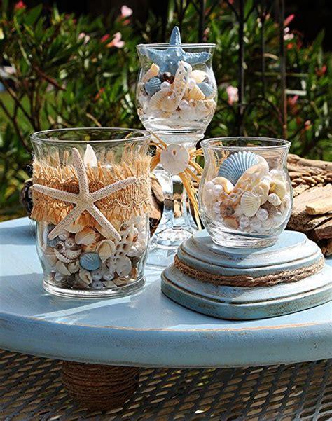 best 25 seashell centerpieces ideas on