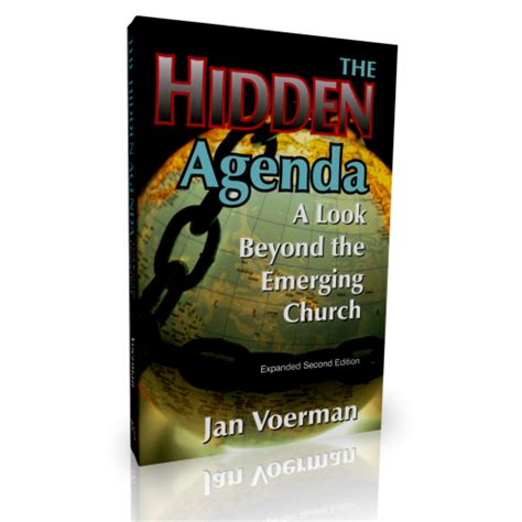 emerging books voerman the agenda a look beyond the emerging church