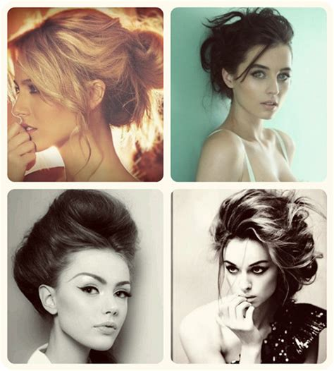 easy hairstyles messy hair the 9 most flattering 5 minutes easy messy up do for daily