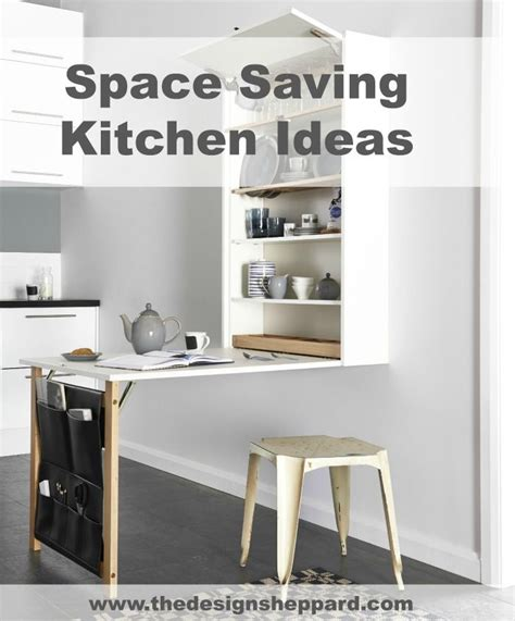 essential space saving tips for the kitchen 1000 ideas about space saving kitchen on pinterest