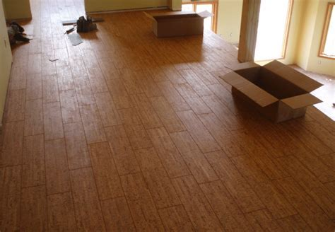 Cork Flooring Installation   How to Do It   DIY HOME