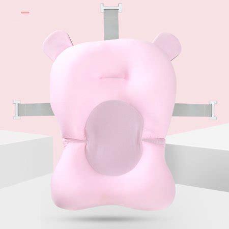 baby bath tub pillow pad soft baby infant bathtub cushion shower bed bath