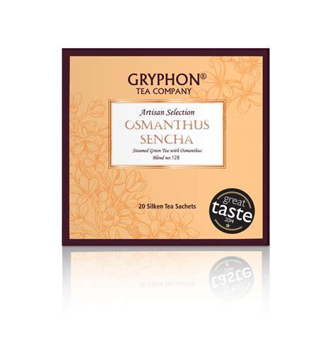 Gryphon Tea Pearl Of The Orient 20 Silken Teh Hijau Import 1 Box gryphon tea seventh consecutive win at great taste