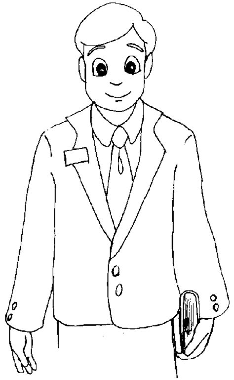 boy missionary coloring page lds missionary black and white clipart boy missionary